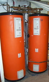 High efficient unvented cylinders for yoga company.